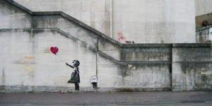 Balloon, Girl, Street art, Kunst, Berlin, Banksy, Liebe, Kind, Künstler, Streetart, Art, Kunst, Berlin, 030, Magazin, Urban, Stadt
