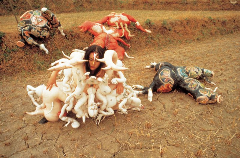 Lee Bul, Art, Korea, Performance