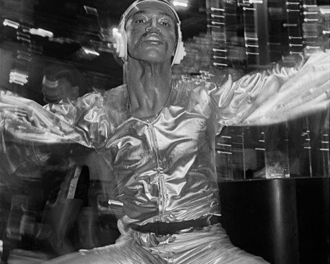 Bill Bernstein, Fotoausstellung, Disco, New York