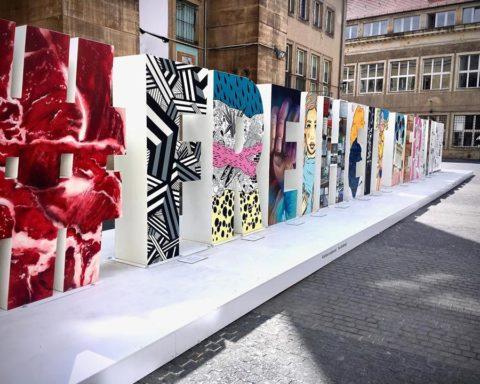 Freiheit Berlin, Kunstinstallation, Alte Münze, Berlin, Freiheit, Installationn, Kunst, 030, Magazin,