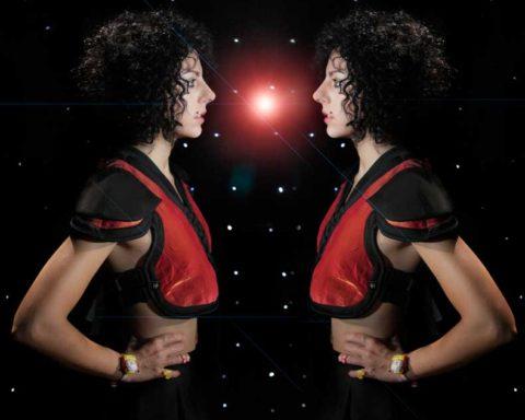 Giorgia Angiuli, Italien, Techno, Still vor Talent