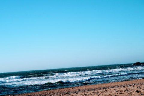 Strand, Meer, wochenrückblick