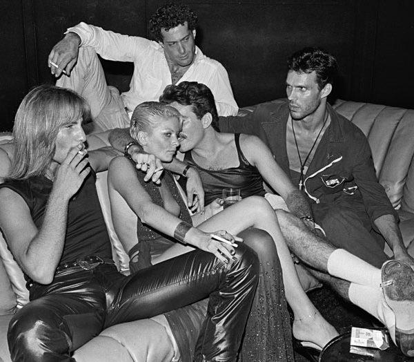 Studio 54, New York, Disco, 70er-Jahre, Bill Bernstein, Ausstellung, Berlin