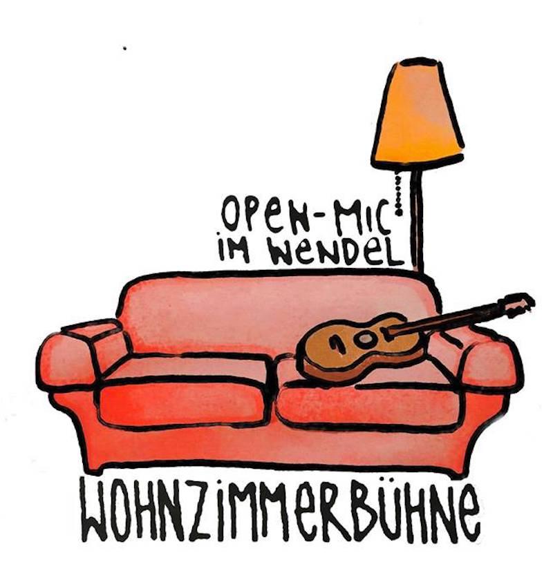 Open-Mic, Café Wendel, Wohnzimmerbühne, Kreuzberg, 030, 030 Magazin