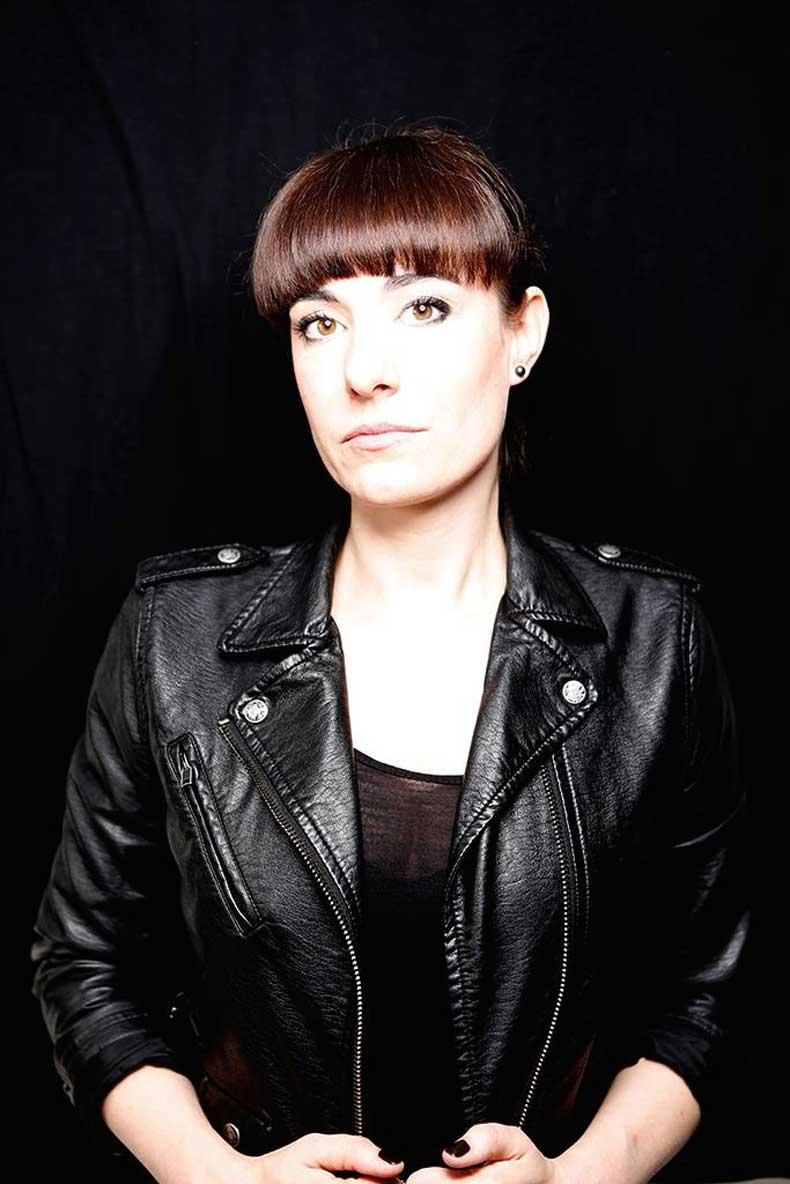 Sabine Hoffmann, DJ, Berlin, House, Techno, Electro