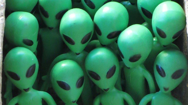 Alien, Weltraum, Film, Science-Fiction, Musik, Kunst, Außerirdischer, 030, Berlin, Magazin
