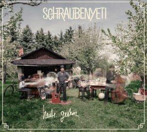 Schraubenyeti & das Mammut, heute.jetzt., Album