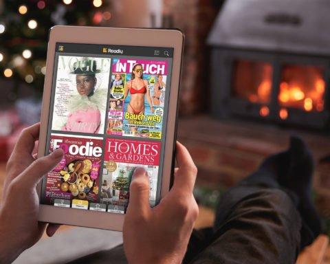 readly, lesen, app, magazin