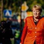 Angela Merkel, Bundeskanzlerin, Kanzlerin, CDU, Mutti, Angie, Foto Credit: Arno Mikkor:Flickr, 030, 030magazin, Berlin