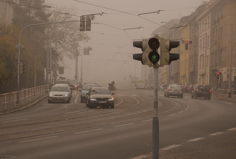 Luft, Luftverschmutzung, Smog, Verkehr, Auto, Abgase, Stickoxid, 030, berlin030, 030magazin, berlin