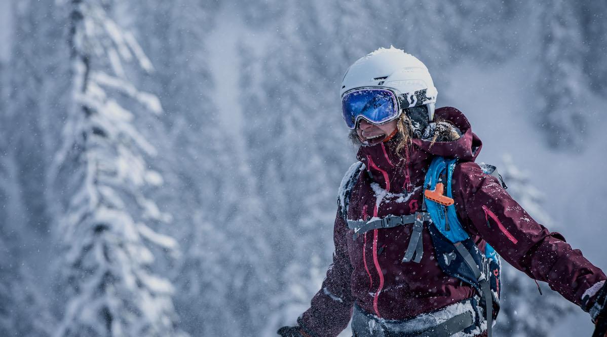 Neuschnee, Arianna Tricomi, Freeride, Freeriding, Ski, Freeride Film Festival