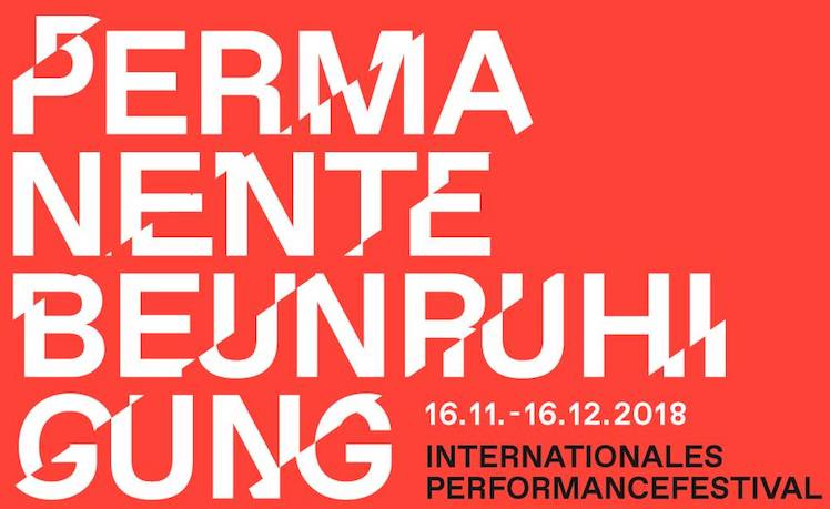 Permanente Beunruhigung, Internationales Performancefestival, Festival, Performance, Theater, Gewalt, Gefühle, 030, 030 Magazin, Berlin