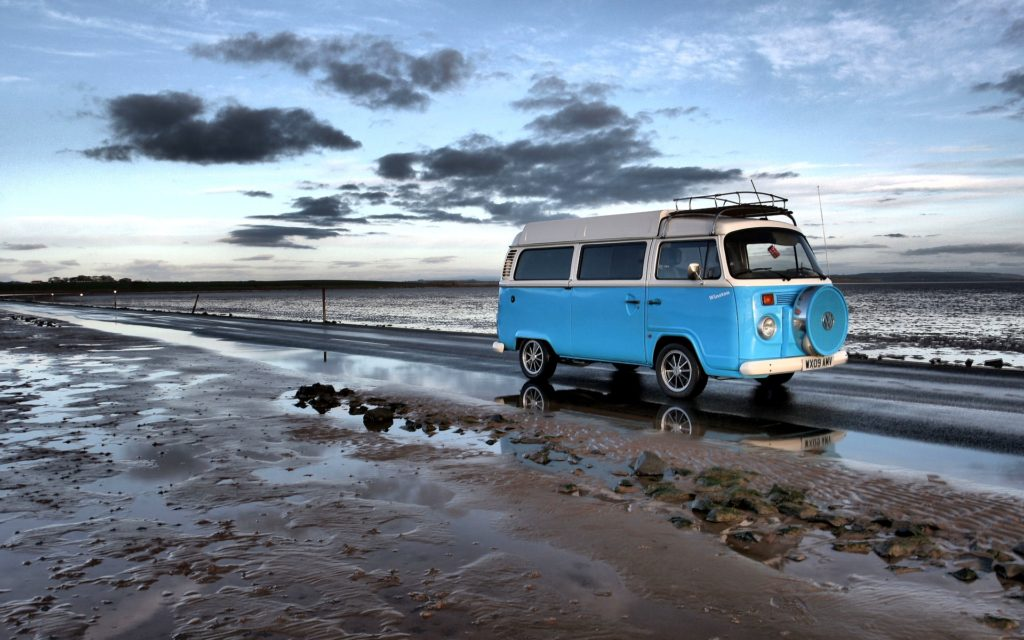 Camper, VW Bus, Wohnmobil