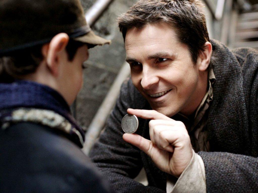 The Prestige, Christopher Nolan, Hugh Jackman, Christian Bale