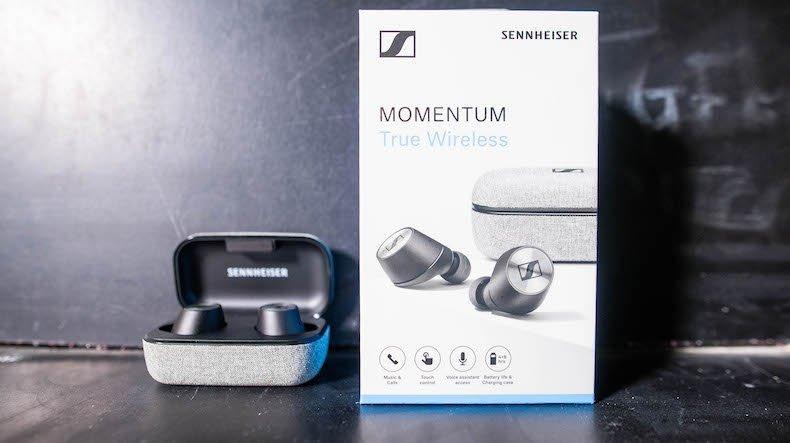 Sennheiser, Momentum, True Wireless