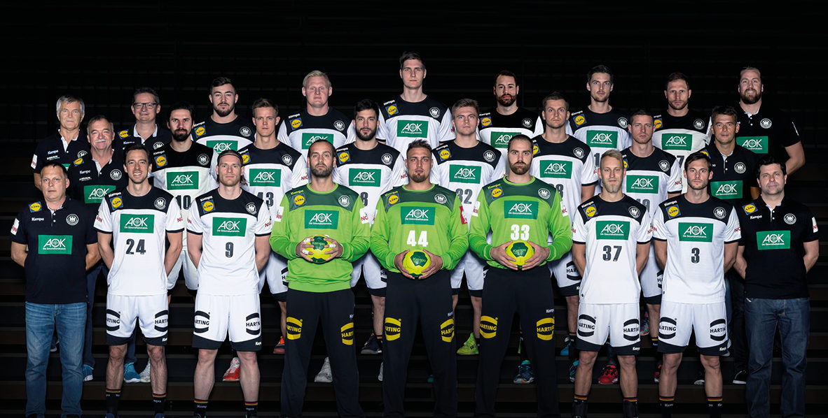 Handball, Deutsches Team, 2019
