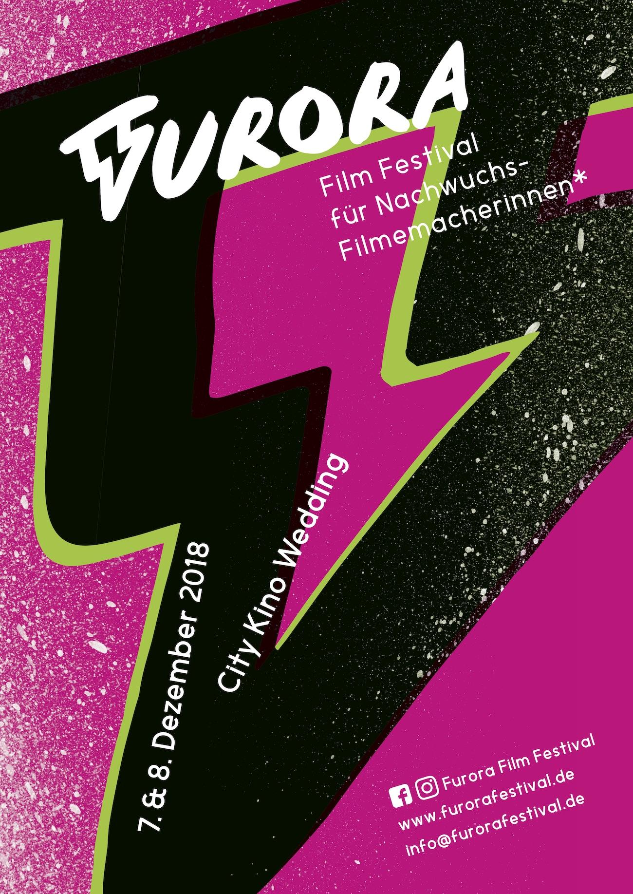 Plakat Furora Film Festival, Feminismus, Berlin, 030, Magazin, 030magazin, www.berlin030.de, film
