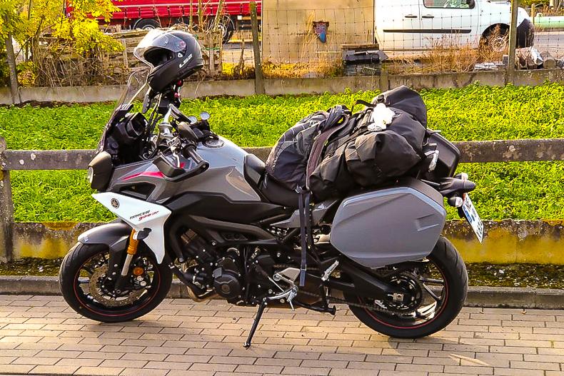 Yamaha, Tracer, 900 GT, Motorbike, Tour