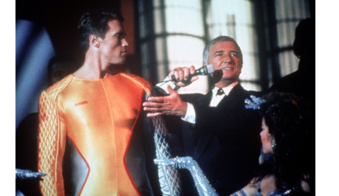 Running Man, Arnold Schwarzenegger, Action