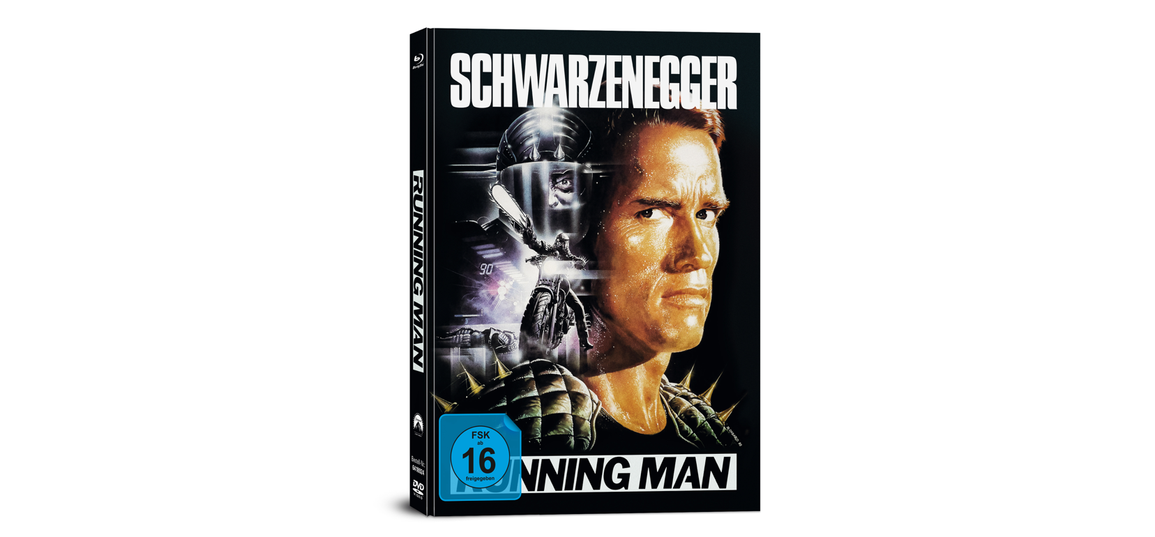 Running Man, Arnold Schwarzenegger, Action