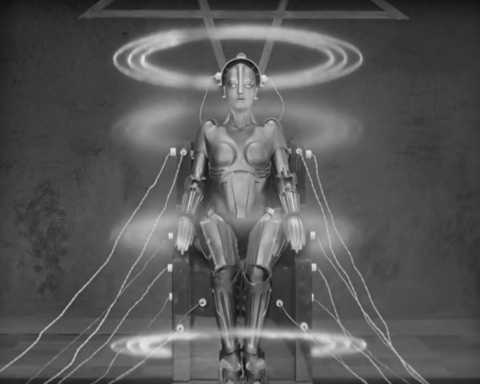 Metropolis, Film, Babylon, Kino, Berlin, Zukunft, Science-Fiction