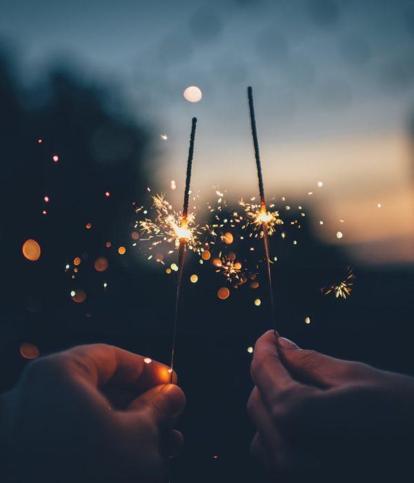 Silvester, Neujahr, Frohes
