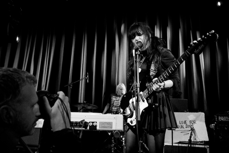 Death Valley Girls, Monarch, Konzert, LA, Kalifornien, USA, Musik, Punk, Hard Rock, Berlin, 030, CREDIT Guido van Nispen:Wikimedia Commons