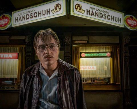 "Unit Still ""Der goldene Handschuh"""