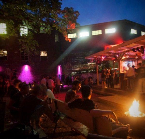 Club, Humboldthain, Clubkultur, Bars, Bar, Party, Wohnen