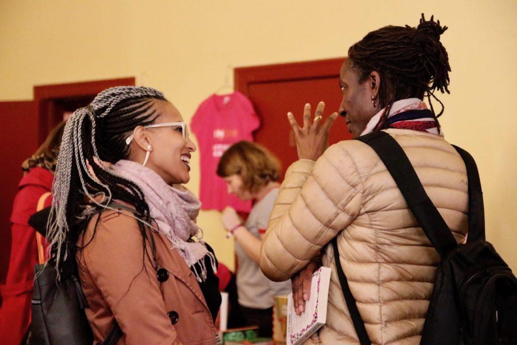 Jessica Horn, Yewande Omotoso, African Book Festival, Ben Okri, Babylon, Autoren, Buch, Festival,