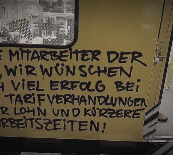 BVG, Streik, Berlin, Lohn, Montag, Löhne