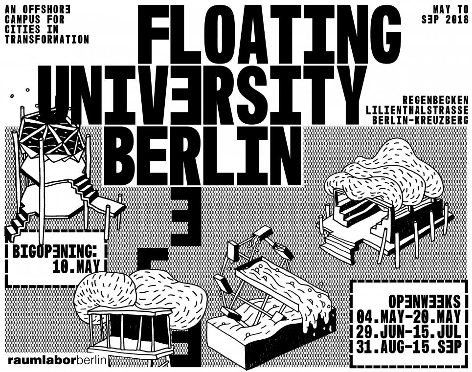 Raumlabor, Berlin, Architekt, Stadtplanung, Universität, Berlin, Credit Promo