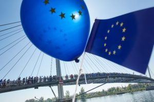 Pulse of Europe, Demo, Politik, EU, Europäische Union, Berlin,