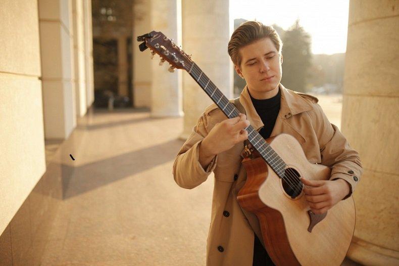Alexandr, Misko, Gitarre, Konzert,