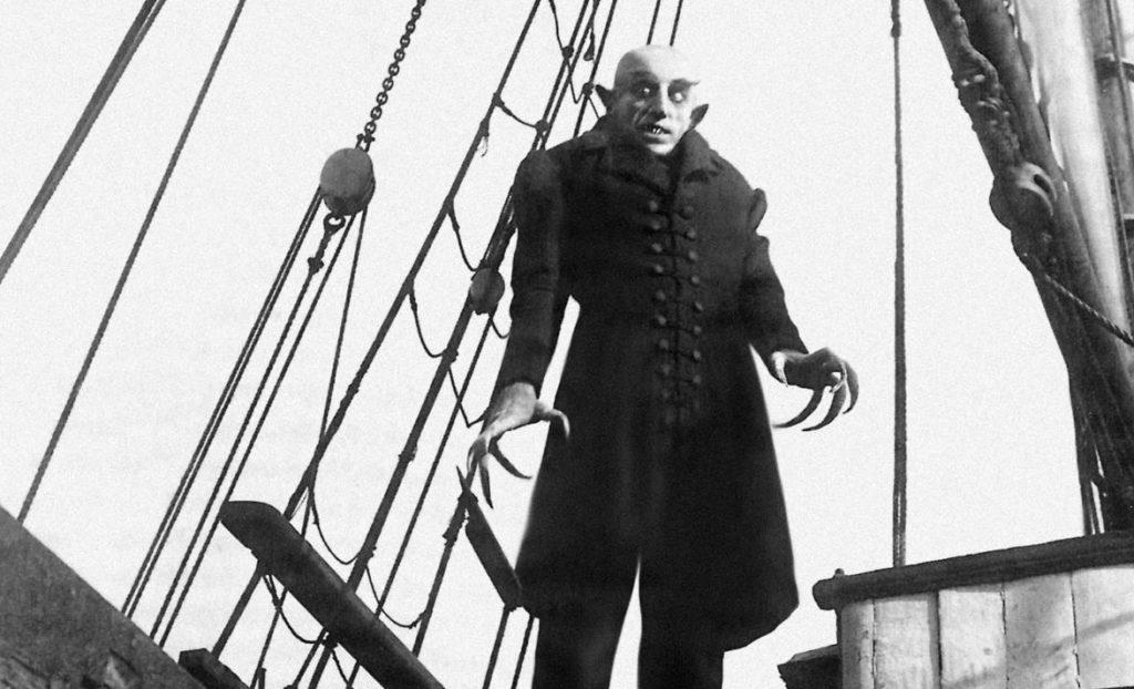 Nosferatu, Genrefilm, Horror