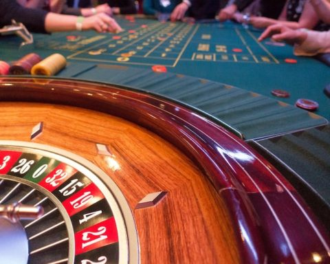 Roulette, Online, Casino, Games