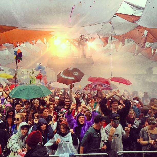 Fusion Festival, Festival, Fusion, Musik, Techno, Polizei