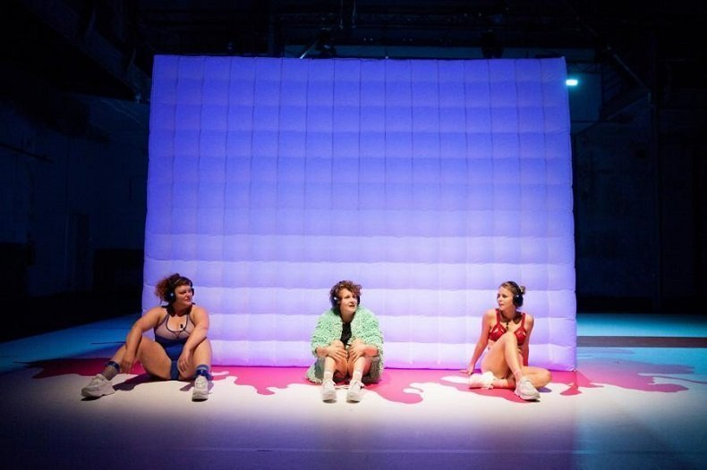 Oh My, Feminismus, Theater, Performance
