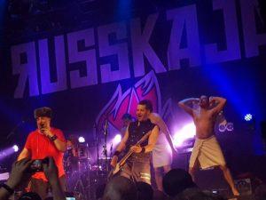 Russkaja, Konzert, Ska, Rock, Folk, Polka