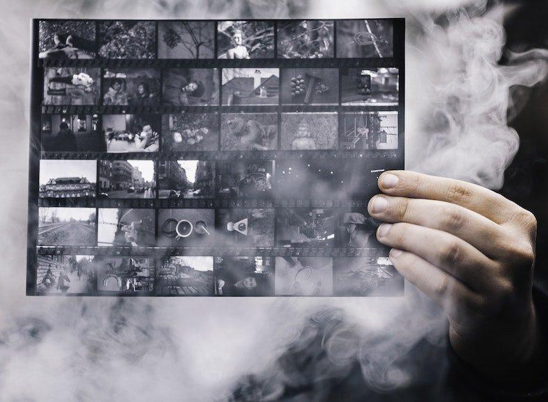 analog, Fotografie, schwarz, weiß, Photoweekend, analogueNOW