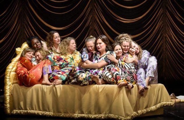 Cry Baby, Theater, Deutsches Theater, Rene Pollesch, Sophie Rois