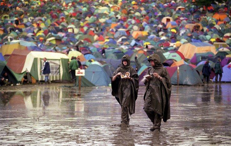 glastonbury, festival, england