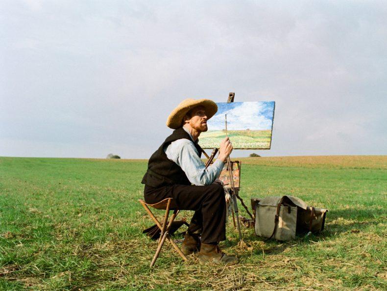 Van Gogh, Vincent van Gogh, Julian Schnabel, Film