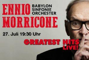 Ennio Morricone, Orchester, Babylon, Soundtrach