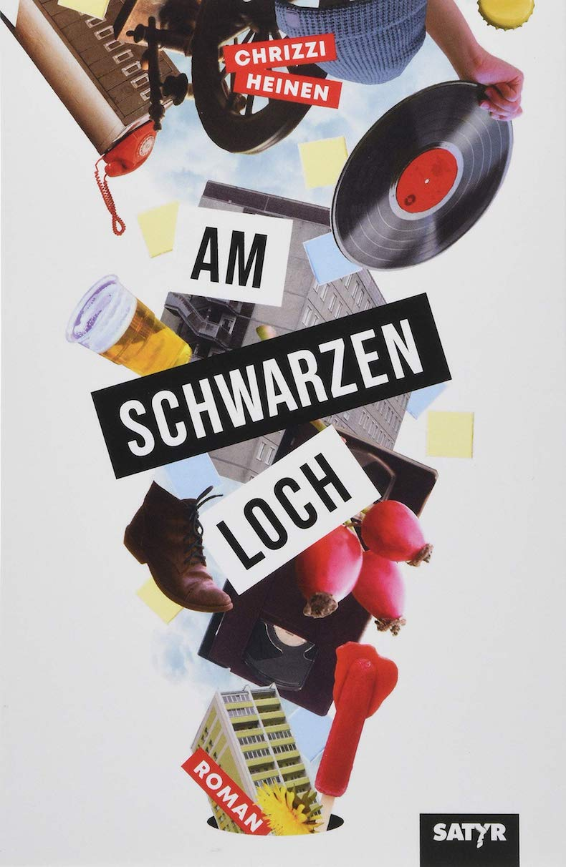 Das schwarze Loch, Chrizzie Heinen, Roman, Lesung