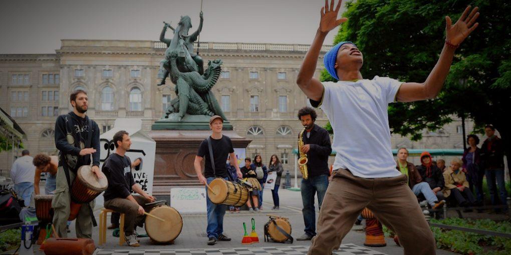 Fête de la Musique, Musik, Dance,