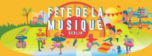Fete de la Musique, Singing, Berlin, Party, Musik