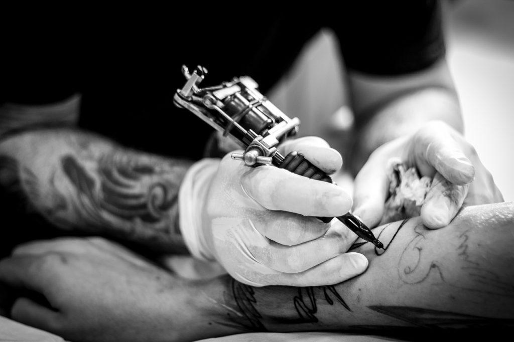 Tattoo, Sea Watch, Soli Tätowieren, Hilfe, Spenden,