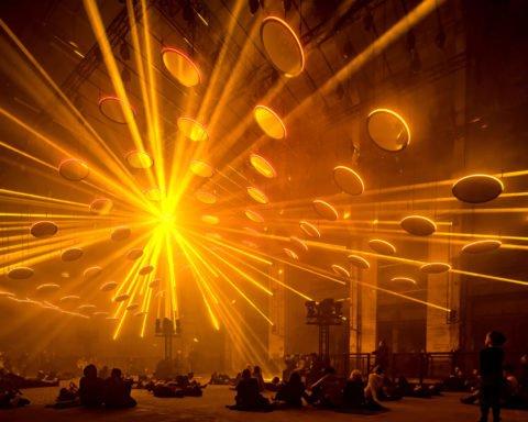 Skalar, Kraftwerk, Christopher Bauder, Installation, Kunst, Ausstellung