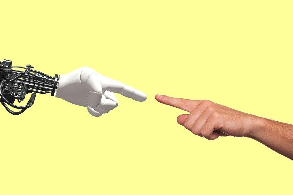 Roboter, Mensch, Lange Nacht der Wissenschaften,